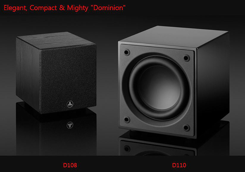JL Audio-Dominions-Subwoofers