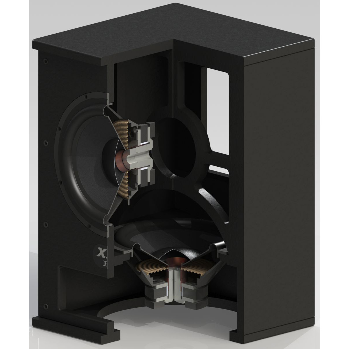 Mk Sound X10 Subwoofer on db drive 12 subwoofer