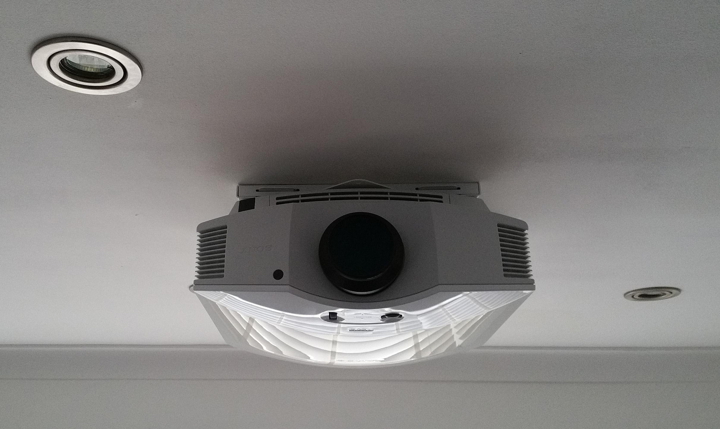 Technic Projector Mount For Sony HW45-65 & VW270-570 Series Projectors