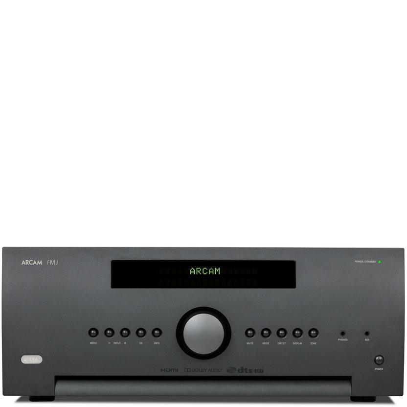 Arcam AVR 550 AV Receiver | Ideal AV Home Cinema