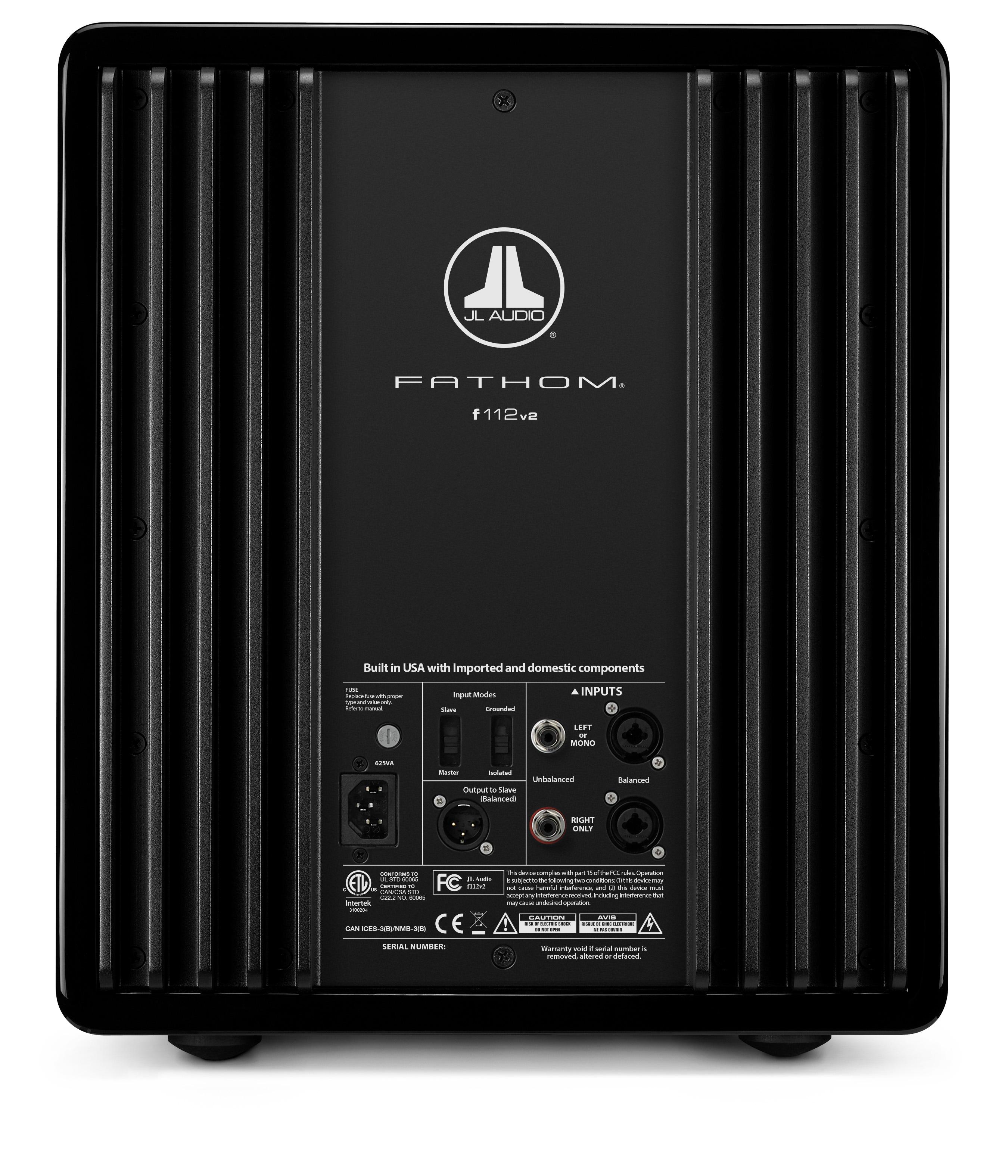 JL Audio Fathom F112 V2 | Ideal AV Home Cinema