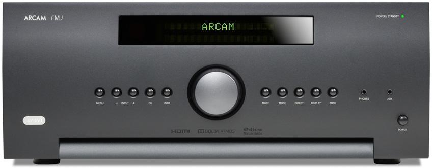 arcam-860-front