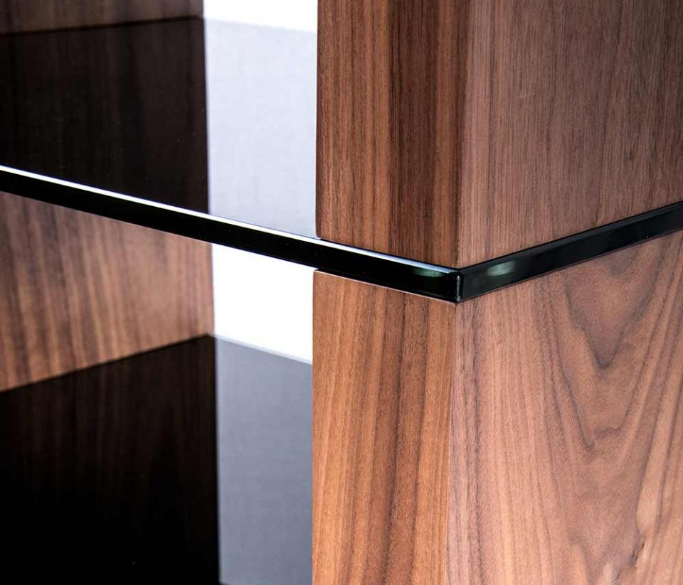Blok Av Hifi Stand Ideal Av Home Cinema # Hifi Furniture Wood High Quality