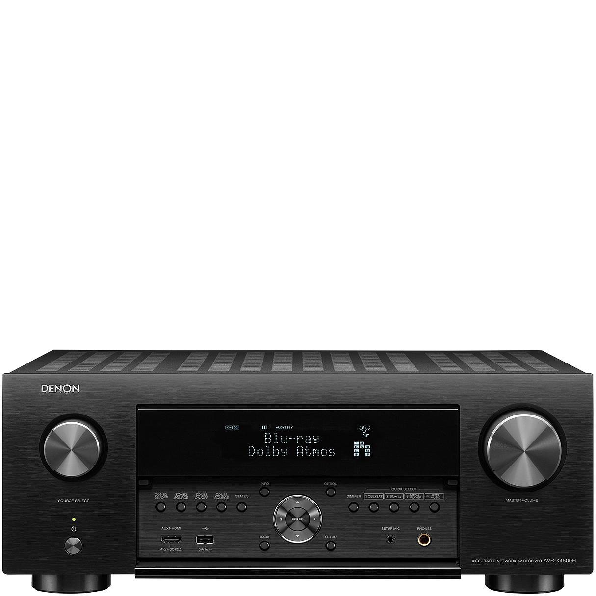 Denon AVR-X4500H | Ideal AV Home Cinema