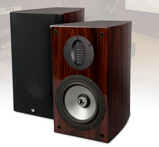 RBH Signature Reference SV-61R Bookshelf Speakers