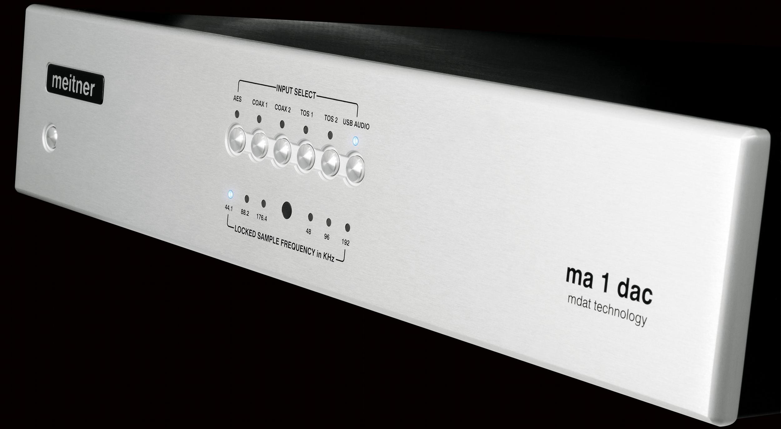 Meitner MA-1 V2 Stereo D/A Converter