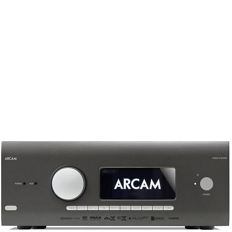Arcam AVR 10 AV Receiver