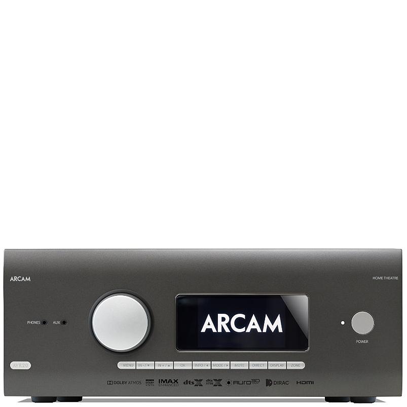 Arcam AVR 20 AV Receiver